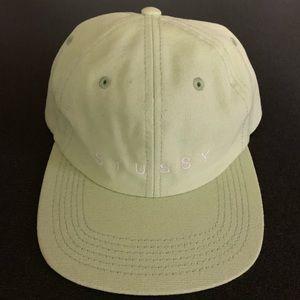 a65f628f0c6 Stussy Mint Green Strapback Hat